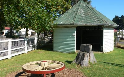 School Shelter Shed