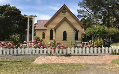 Holy Trinity Anglican Church, Moe
