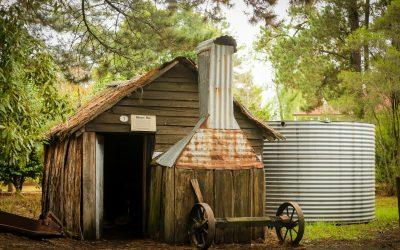 Miners' Hut