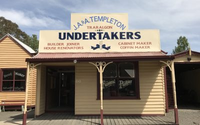 Funeral Parlour, Traralgon