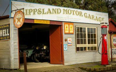Gippsland Motor Garage