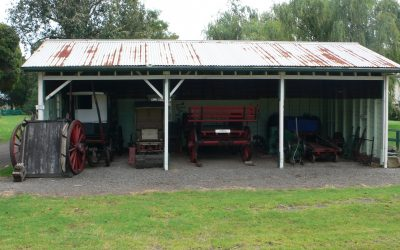 Buggy Shed