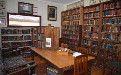 Narracan Mechanics' Institute Library